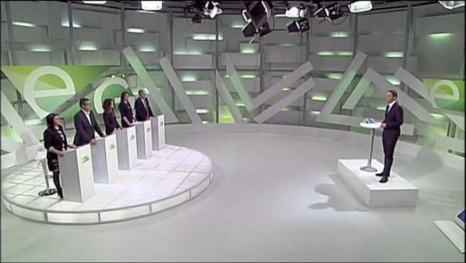 28A.-TPA Emite Un Debate Electoral Entre Los Candidatos Por Asturias El Hueves 25
