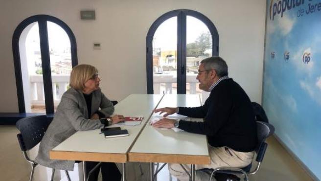 Cádiz.- 28A.- García-Pelayo apuesta por elaborar 'una estrategia de prevención y lucha contra la pobreza'