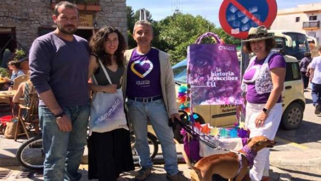 El candidato al Senado de Unidas Podemos Ibiza dice que es necesario replantearse la interpretación de la Constitución