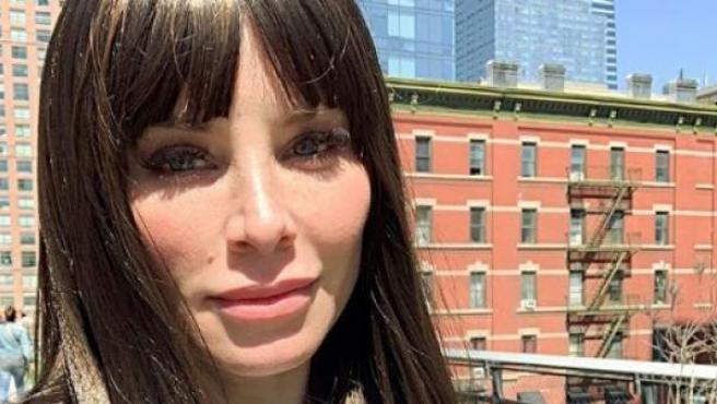 Imagen de Soraya Arnelas publicada en Instagram durante su viaje a Nueva York.