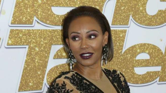 La cantante y ex-Spice Girl Mel B.