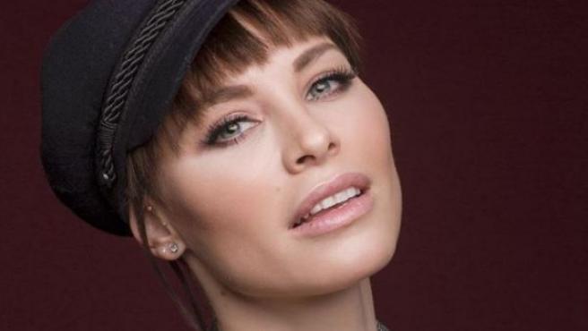 La cantante Soraya Arnelas.