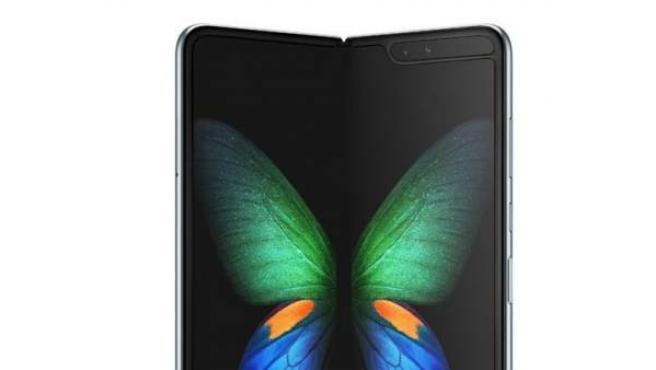 El Samsung Galaxy Fold.
