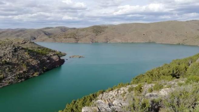 Los embalses de la Cuenca del Ebro están al 72% de su capacidad