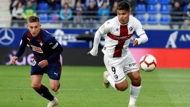 Huesca vs Eibar