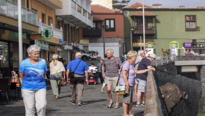 Exceltur ve un 'respiro' la prórroga del 'brexit' tras caer las ventas de británicos un 6,8% en Canarias