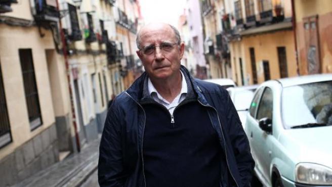 Una imagen de Ángel Hernández.