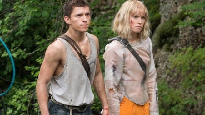 'Chaos Walking': ¿por qué no quieren estrenar la película de Daisy Ridley y Tom Holland?
