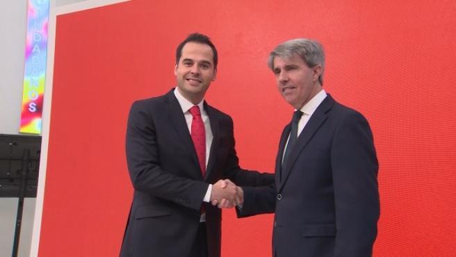 Ciudadanos suma a Ángel Garrido a su lista de 'fichajes'.