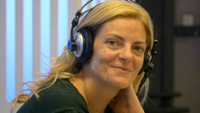 La periodista Paloma Tortajada.