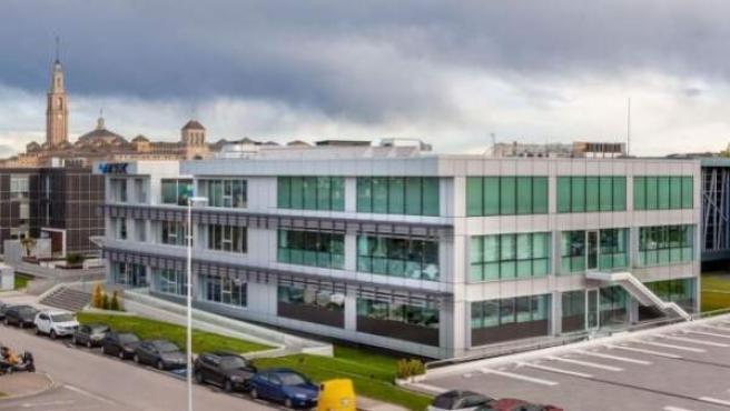 TSK inaugura en Gijón un nuevo centro de ingeniería