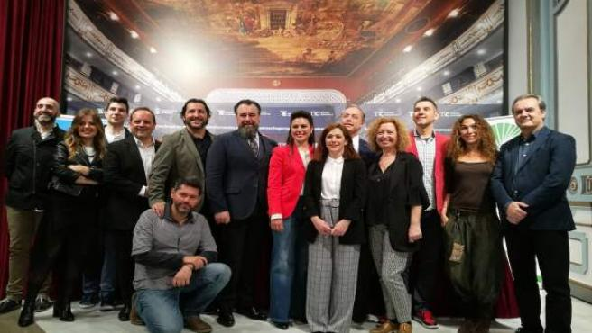 Málaga.- Carlos Álvarez, Jorge de León y Rocío Ignacio protagonizan el 'Otello' que cierra la Temporada Lírica
