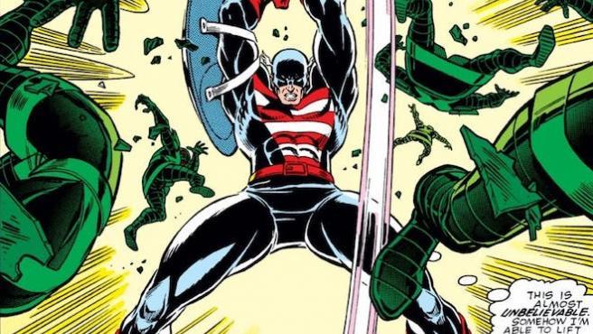 Todas las veces que el Capitán América YA HIZO ESO antes de 'Vengadores: Endgame'