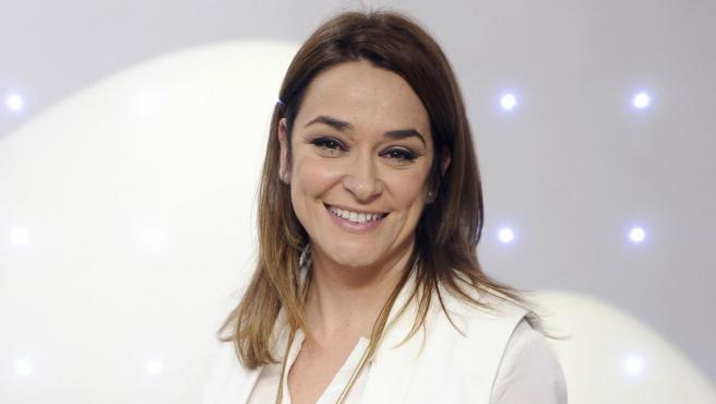 La presentadora Toñi Moreno, en una imagen de archivo.