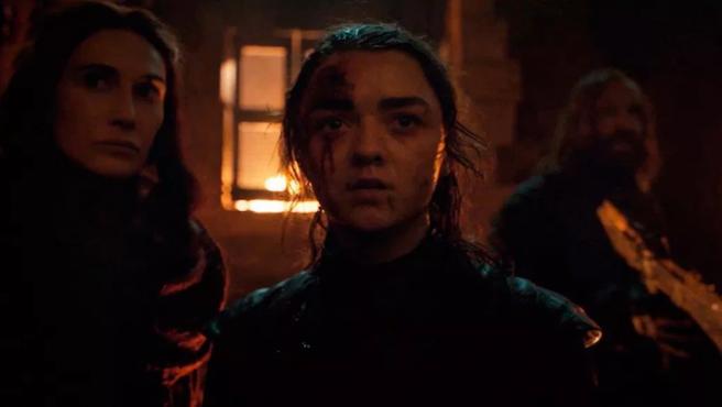 'Juego de tronos': Maisie Williams habla del mayor [SPOILER] de Arya
