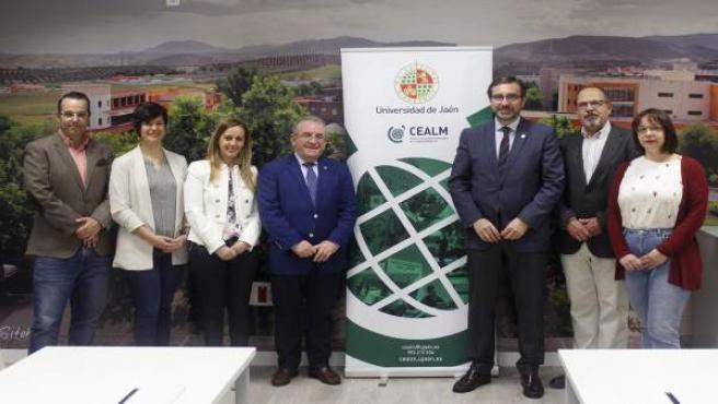 Jaén.- La UJA acogerá en julio un congreso nacional sobre enseñanza de lenguas extranjeras en el ámbito universitario