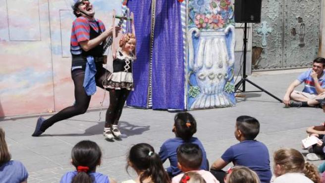 Cultura.- El Teatro La Estrella y El Musical presentan la segunda edición del festival 'Titelles al Cabanyal'