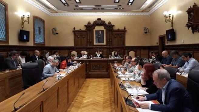 Pleno Municipal de Gijón