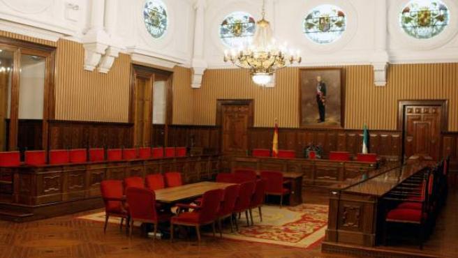 Jaén.- MásJaén.- Diputación aprueba en pleno 4,7 millones del Plan Provincial de Obras para actuaciones en 40 municipios