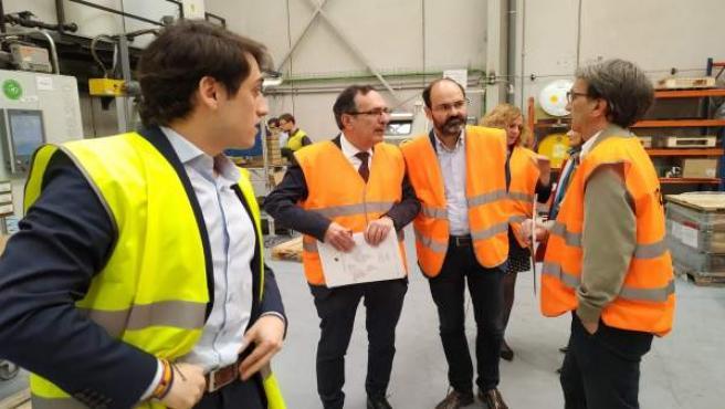 26M.- Cruz Viadero Aboga Por Impulsar La Industria Y 'Dar Facilidades' A Las Empresas Para Instalarse En Torrelavega