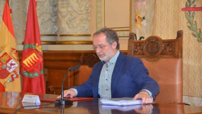 26M.- El Ayuntamiento De Valladolid Llevará La Revisión Del PGOU A Pleno Seis Días Antes De Las Elecciones