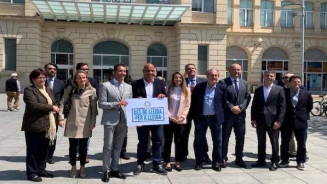 Empresarios vinculados a Coell presentan candidatura a la Cámara de Comercio de Lleida