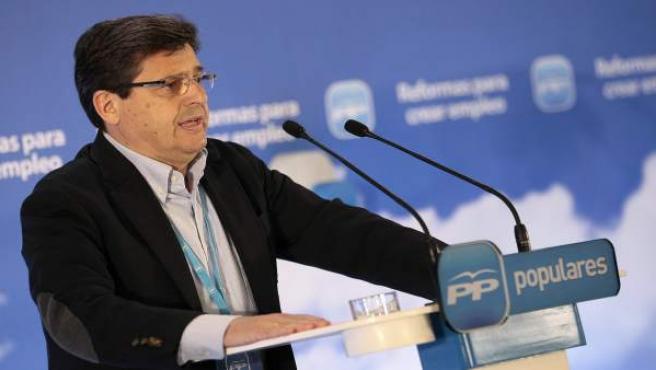 Almería.-28A.-Matarí (PP) reclama a Guirao (PSOE) 'una propuesta' además 'pasearse por las exposiciones y ver castillos'