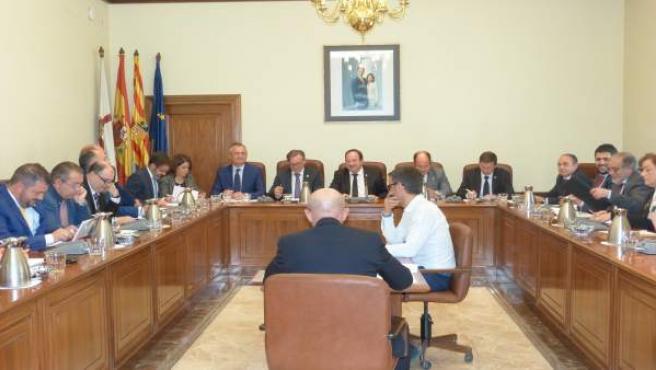 La Diputación de Teruel podrá destinar casi 7 millones de euros a inversiones municipales sostenibles en 2019