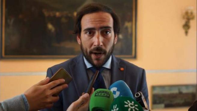 Sevilla.- Cs acusa a Espadas de 'vender humo electoralista' tras 'perder un mandato para desbloquear' la Gavidia