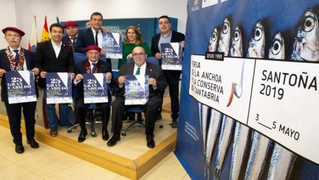 La Feria de la Anchoa de Santoña celebra este fin de semana su 20 aniversario