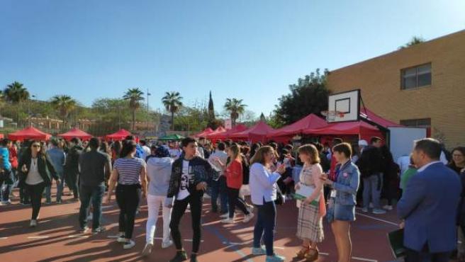 La Finca Santa Isabel acoge las I Jornadas de Puertas Abiertas de la Formación Profesional