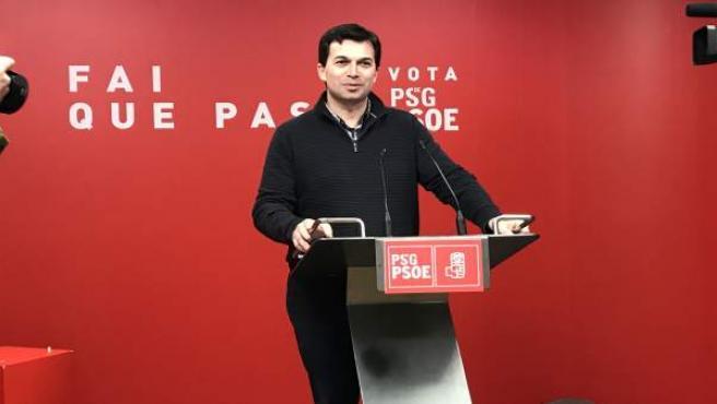 Gonzalo Caballero asegura que Feijóo fue 'cómplice' del 'giro hacia la ultraderecha' del Partido Popular