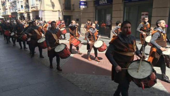 Un millar de jacetanos desfilará en la fiesta del Primer Viernes de Mayo de Jaca