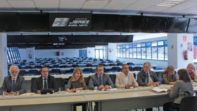 Cádiz.- El Plan 'Gran Premio de Jerez 2019' se activa este viernes para garantizar la seguridad de los asistentes
