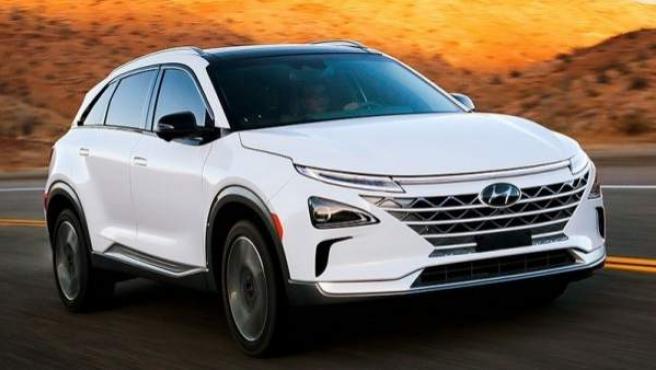 Hyundai Motor aporta el sistema de pila de combustible al proyecto piloto.
