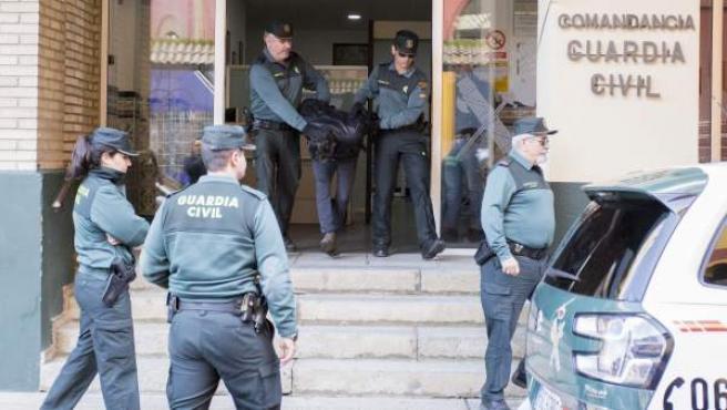 La confesión del presunto asesino de Laura Luelmo no se grabó pero Fiscalía no ve que afecte