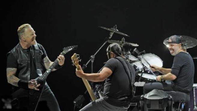 La banda de thrash metal estadounidense está en el libro Guinness de los récords porque en 2013 actuó en los siete continentes.