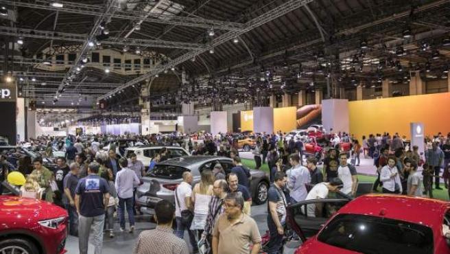 La feria del Automobile Barcelona tendrá lugar del 11 al 19 de mayo.