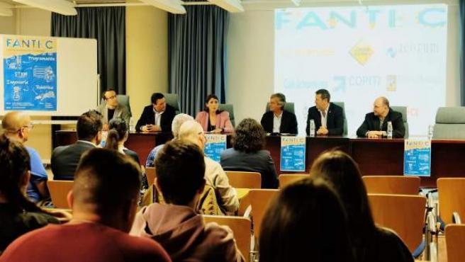 Málaga.- La UMA acoge el 24 de mayo la Feria Andaluza de Tecnología con alumnado de centros educativos de toda la región