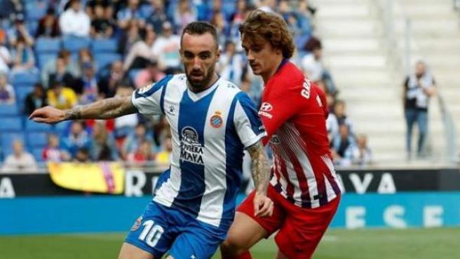 Espanyol vs. Atlético de Madrid.