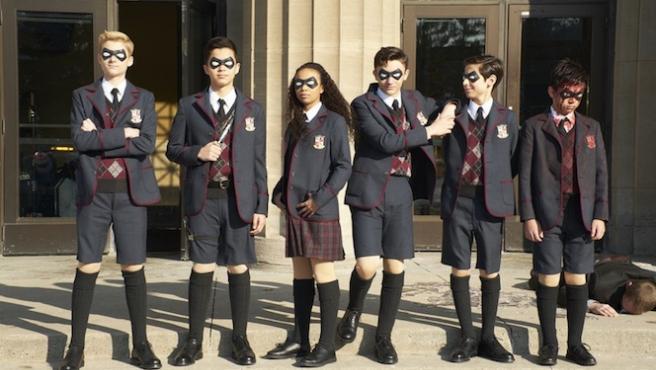 Más allá de 'Vengadores': siete series de superhéroes para disfrutar en casa