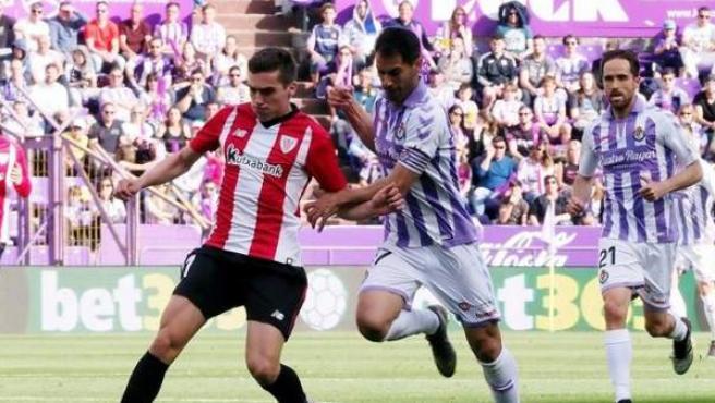 Valladolid vs. Athletic.