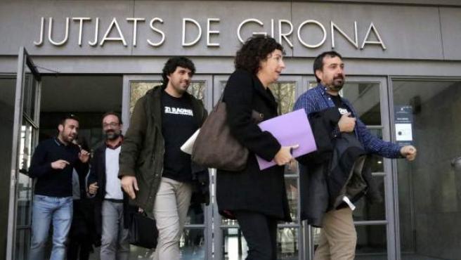 Juzgados de Girona.