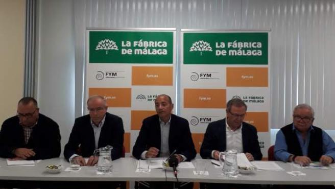 Málaga.- FYM-HeidelbergCement inicia en su fábrica de Málaga un plan para fomentar el reciclaje entre sus trabajadores