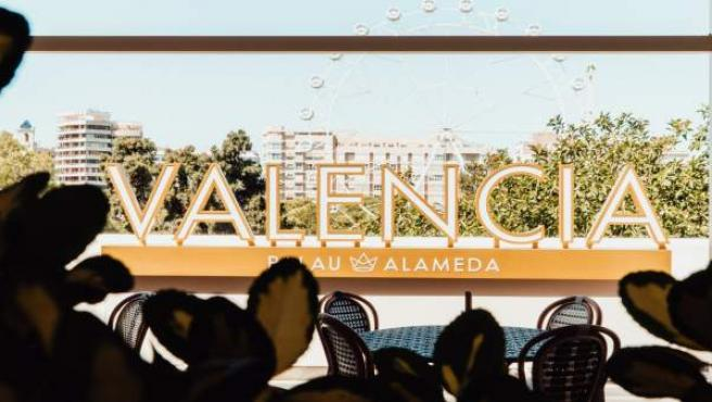 Turismo.- ÀTIC Palau Alameda cumple un año y lo celebra por 'todo lo alto' con menú degustación, conciertos y dj's