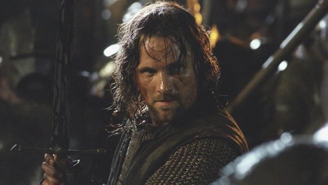 Viggo Mortensen Aragorn