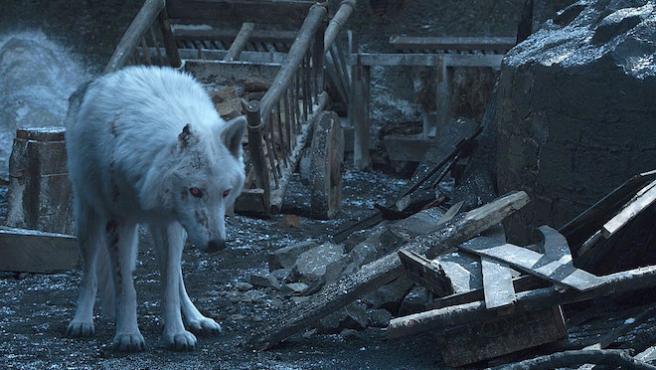 'Juego de tronos': ¿Por qué Jon Nieve trata tan mal a su lobo?