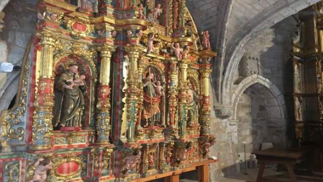 El Museo del Retablo de Burgos se consolida como 'único' en España tras una ampliación de 800 metros cuadrados