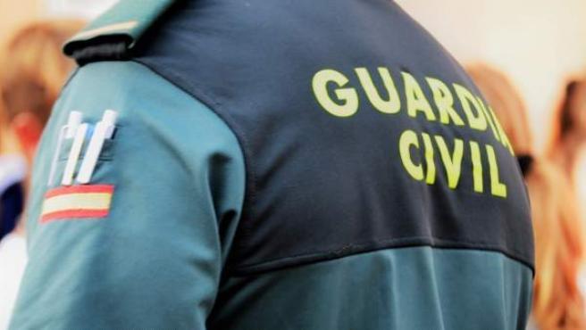 Imagen de archivo de un guardia civil.
