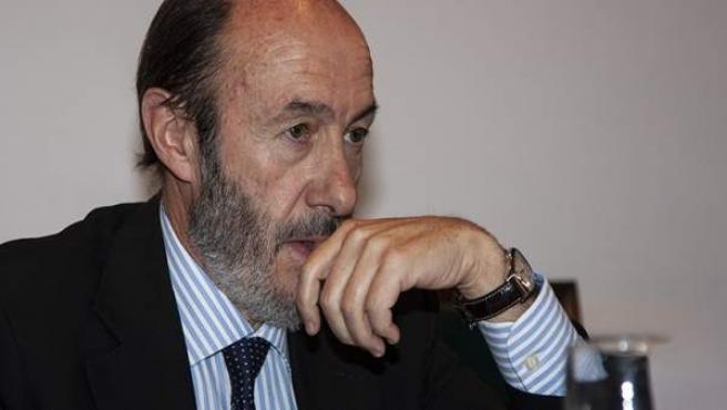 26M.- Betevé anula el debate de candidatos de este viernes por la muerte de Rubalcaba